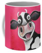 Mrs Cow Coffee Mug