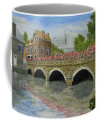 Ms23 French Stone Bridge  Coffee Mug