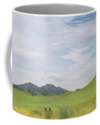 Mt. Diablo Mcr 1 Coffee Mug
