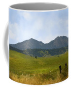 Mt. Diablo Mcr2 Coffee Mug