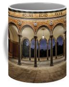 Mt Echo Pavilion Coffee Mug