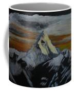 Mt Everest Coffee Mug by Richard Le Page