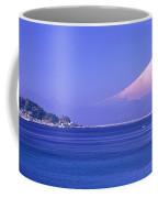Mt Fuji Kanagawa Japan Coffee Mug