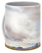 Mt Hekla Coffee Mug
