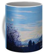 Mt Hood A View From Gresham Coffee Mug
