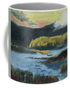 Mt Hood Dazzle Coffee Mug