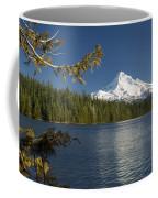 Mt Hood From Lost Lake Coffee Mug