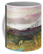 Mt Hood Mirage Coffee Mug