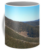 Mt Hotham In Early April Coffee Mug