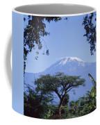 Mt. Kilimanjaro,moshi,tanzania Coffee Mug