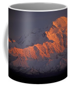 Mt. Mckinley Sunset Coffee Mug
