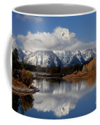 Mt Moran Coffee Mug