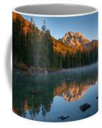 Mt. Moran From String Lake Coffee Mug