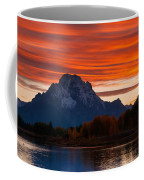 Mt. Moran Sunset Coffee Mug