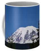 Mt Rainier Coffee Mug