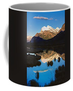 Mt Rundle Coffee Mug