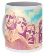 Mt Rushmore Coffee Mug