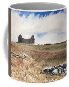 Mt Savior Barn Coffee Mug