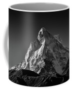 Mt Shivling Above Tapovan Coffee Mug