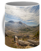 Mt St Helens Coffee Mug by Brian Harig