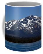 Mt Tallac Coffee Mug