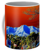 Mt Tamalpais From Another World Coffee Mug