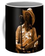 Mtb77#91 Enhanced In Amber Coffee Mug