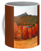 Mt.chocorua Coffee Mug by Jack Skinner