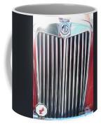 Mtg Chrome Grill Coffee Mug