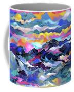 Mts. In The Sea Coffee Mug