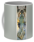Mucha: Theatrical Poster Coffee Mug