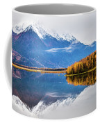 Mudd Lake Reflections Coffee Mug
