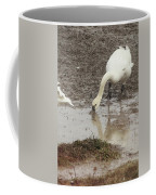 Muddy Tundra Swan Coffee Mug
