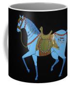 Mughal Horse Coffee Mug