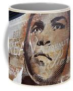Muhammad Ali Mural Coffee Mug