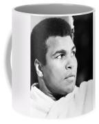 Muhammed Ali (b. 1942) Coffee Mug by Granger