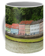 Multi-colored Structures Coffee Mug