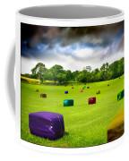 Multicolored Bales Fantasy Coffee Mug