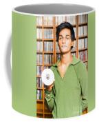 Multimedia Buff Or Computer Geek Coffee Mug