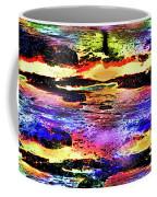 Multiple Underwater Sunsets Coffee Mug