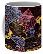Multiverse II Coffee Mug