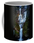 Multnomah Falls Frozen Coffee Mug