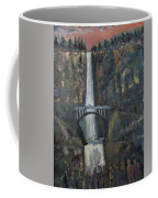 Multnomah Falls, Oregon Coffee Mug