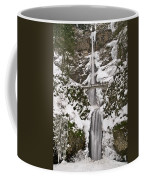 Multnomah Falls Winter Coffee Mug