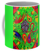 Mun Moji-hookah Monkey Coffee Mug