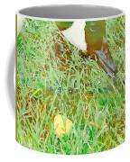 Munching On Green Grass Coffee Mug