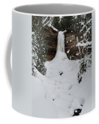 Munising Frozen Coffee Mug by Michael Peychich