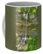 Munising Waterfall Coffee Mug