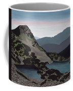 Muratova Chuka, Pirin Mountain Coffee Mug
