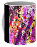 Muse Fragments Coffee Mug